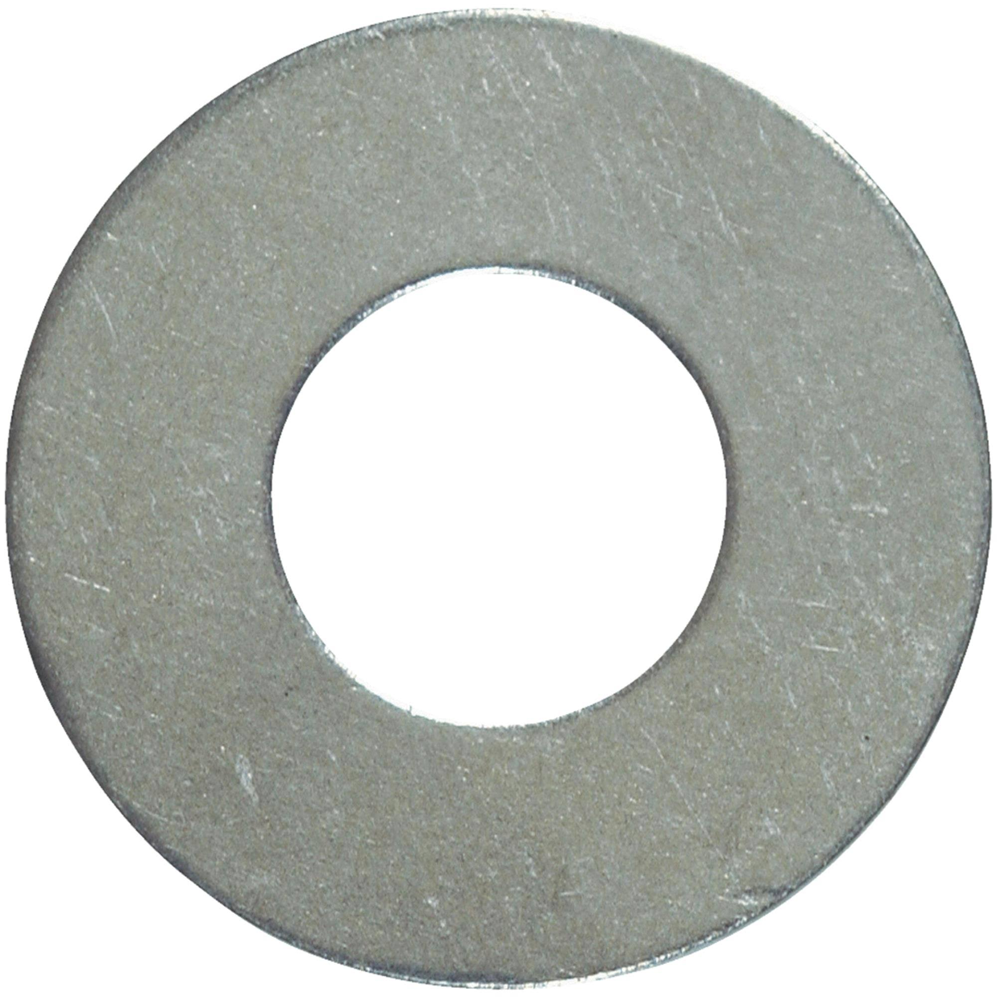 The Hillman Group 830506 Stainless Steel Flat Washer - 3/8""