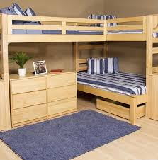 Wood Bunk Beds Plans by Wood Bunk Bed Plans Home Design Ideas
