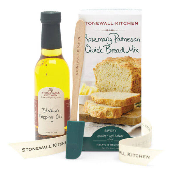 Stonewall Kitchen Dipping Oil Grab & Go Gift