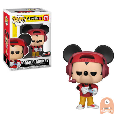 Funko Pop! Disney Gamer Mickey Vinyl Figure