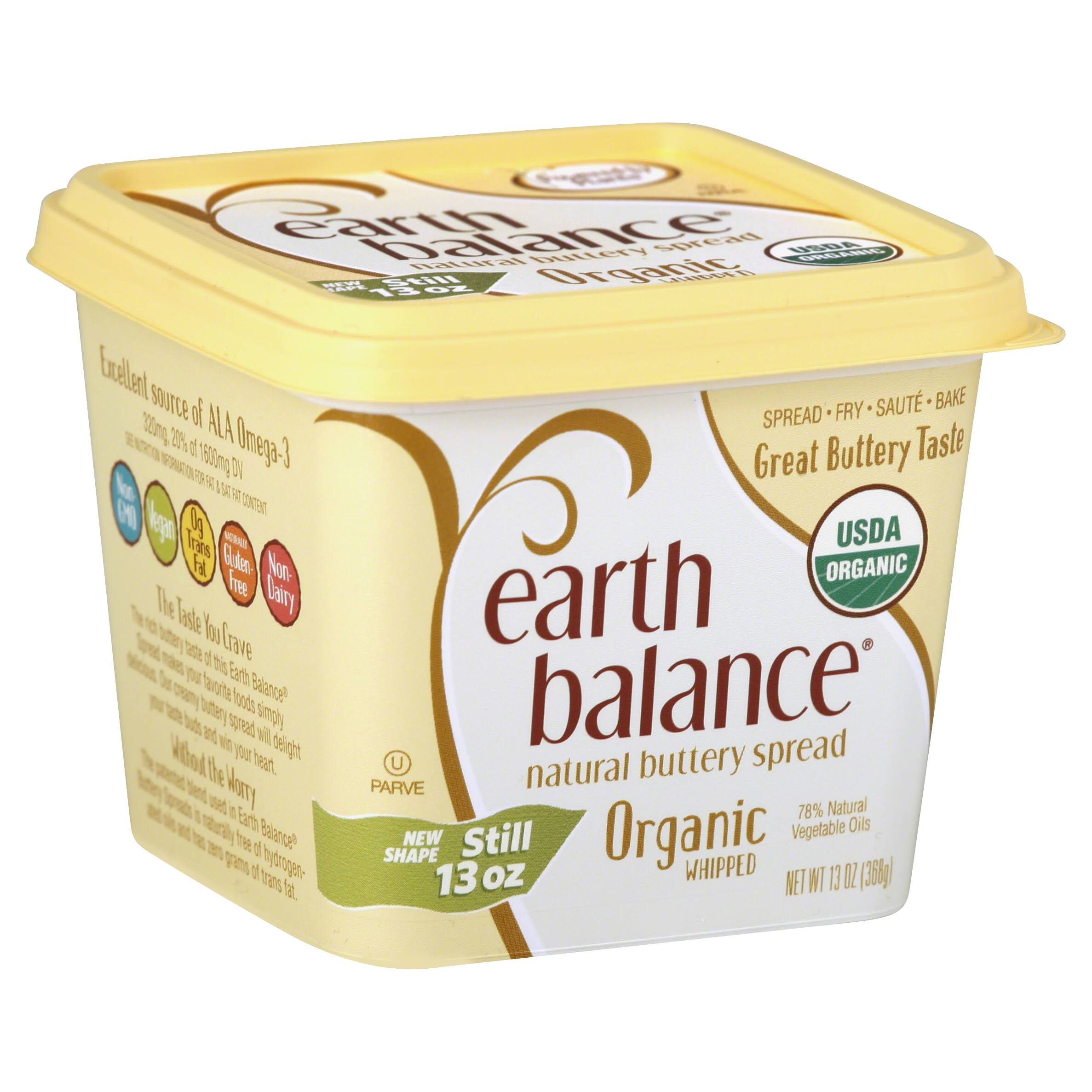 Earth Balance Natural Buttery Spread - 368g