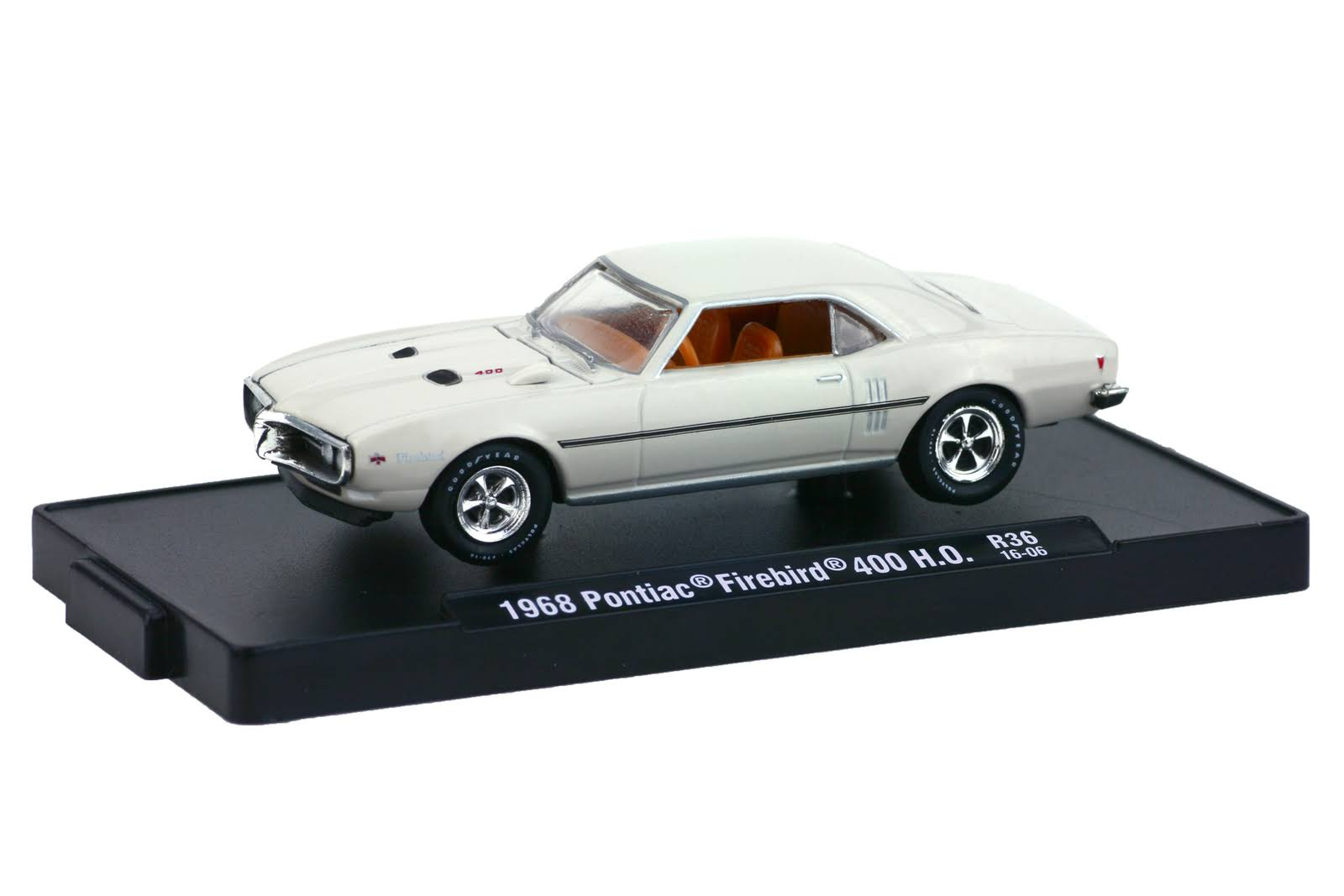 M2 Machines 1:64 Scale Drivers, Colors/Styles Vary