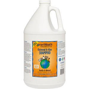 Earthbath Oatmeal and Aloe Concentrated Shampoo - 1gal