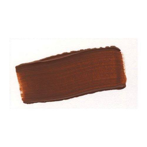 Golden Artist Colors Gd20204 Fluid Acrylic - Burnt Sienna, 4oz