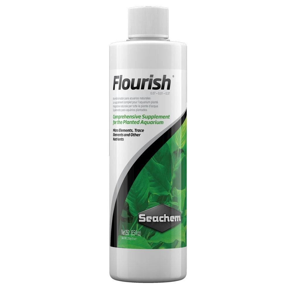 Seachem Flourish Aquarium Plant Nutrients - 250ml