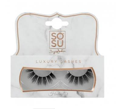 SOSU by Suzanne Jackson Hailey 3D Fibre Luxury Lashes