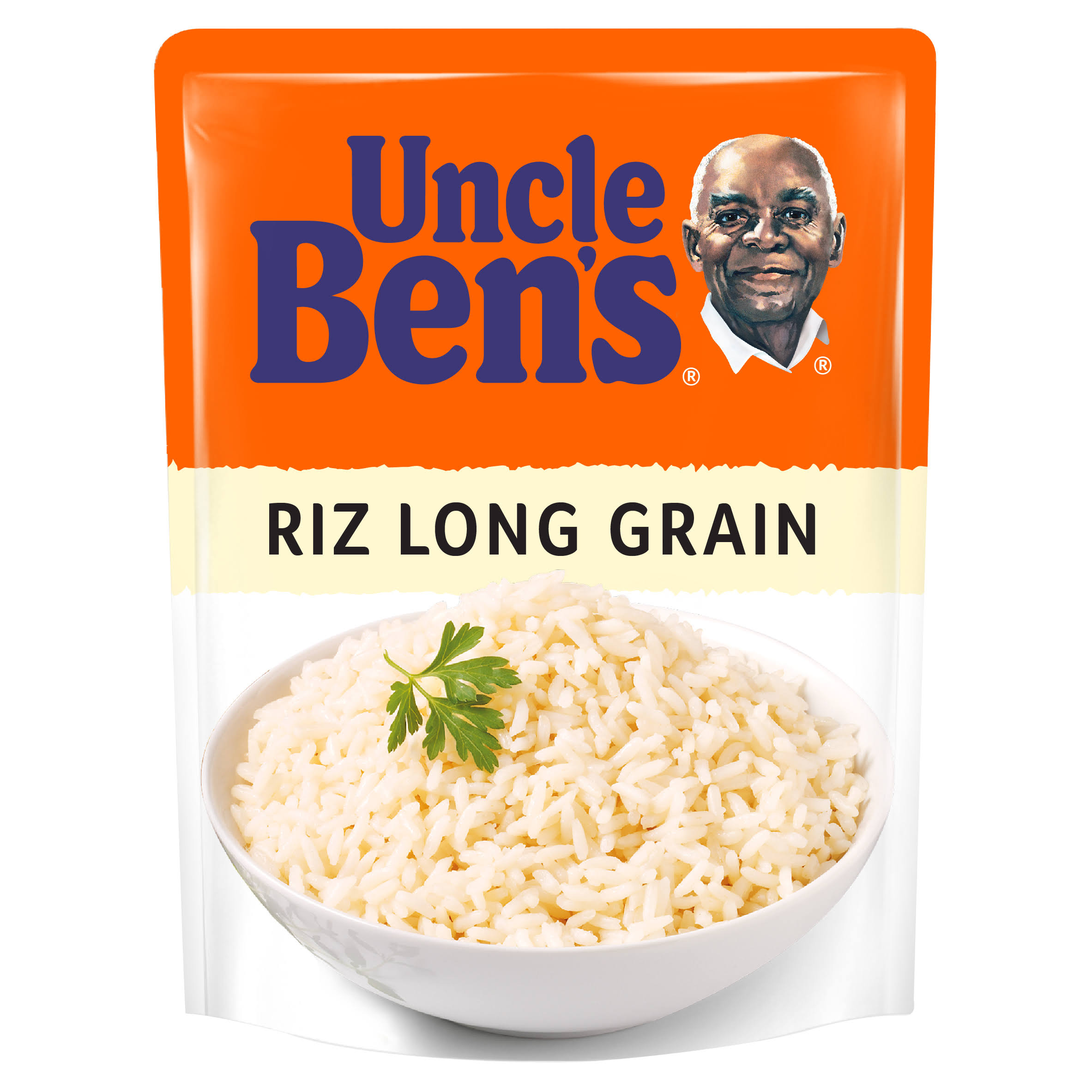 Uncle Bens Long Grain Microwave Rice 250 G