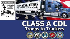 Truck Driving School - Fort Lee VA - US Army - Troops To Truckers ...