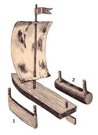 how to make a toy wood sailboat plans free cardboard boat plans