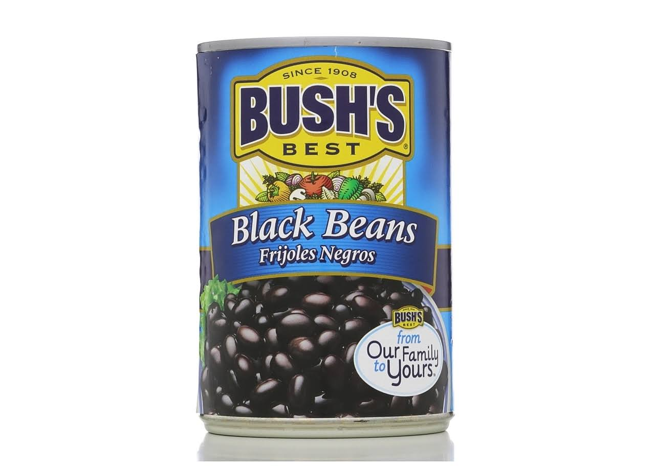 Bush's Best Black Beans - 15oz