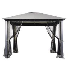 Fortunoff Patio Furniture Covers by Fortunoffs Gazebo Replacement Canopy Garden Winds
