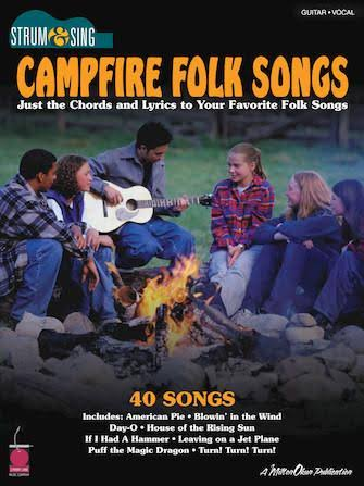Campfire Folk Songs - Hal Leonard Publishing Company