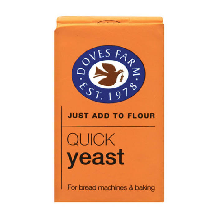 Doves Farm Quick Yeast 125 G
