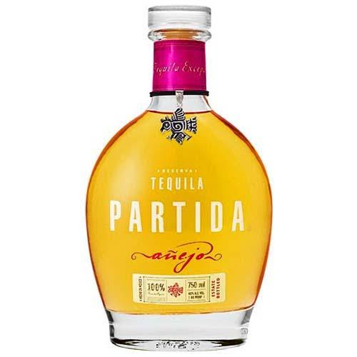 Partida Tequila Añejo - 750 ml bottle