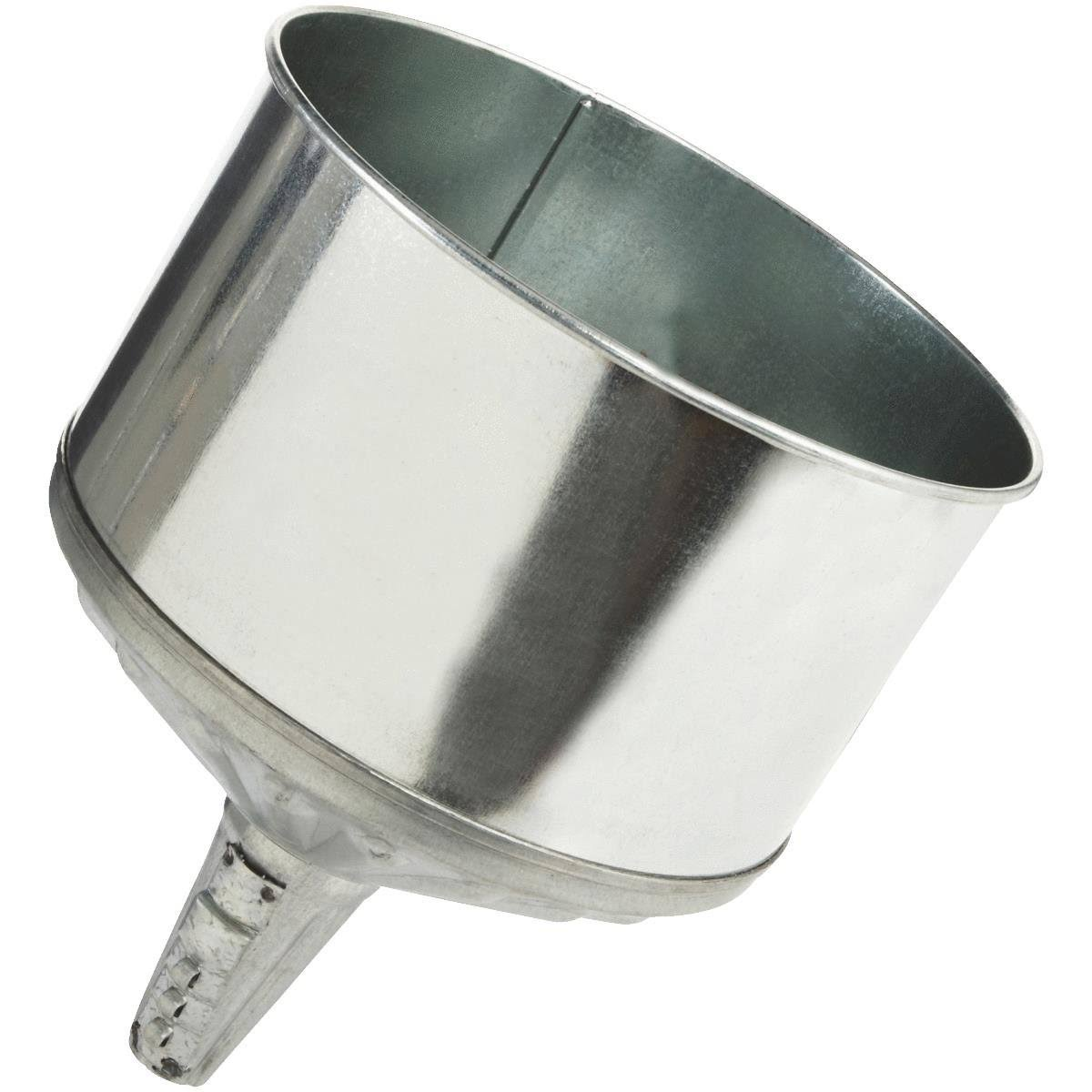 S & K Products 590LX Lock-On Funnel - Galvanized