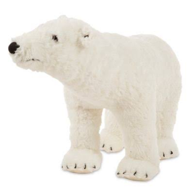 Melissa and Doug Giant Polar Bear Lifelike Stuffed Animal Toy