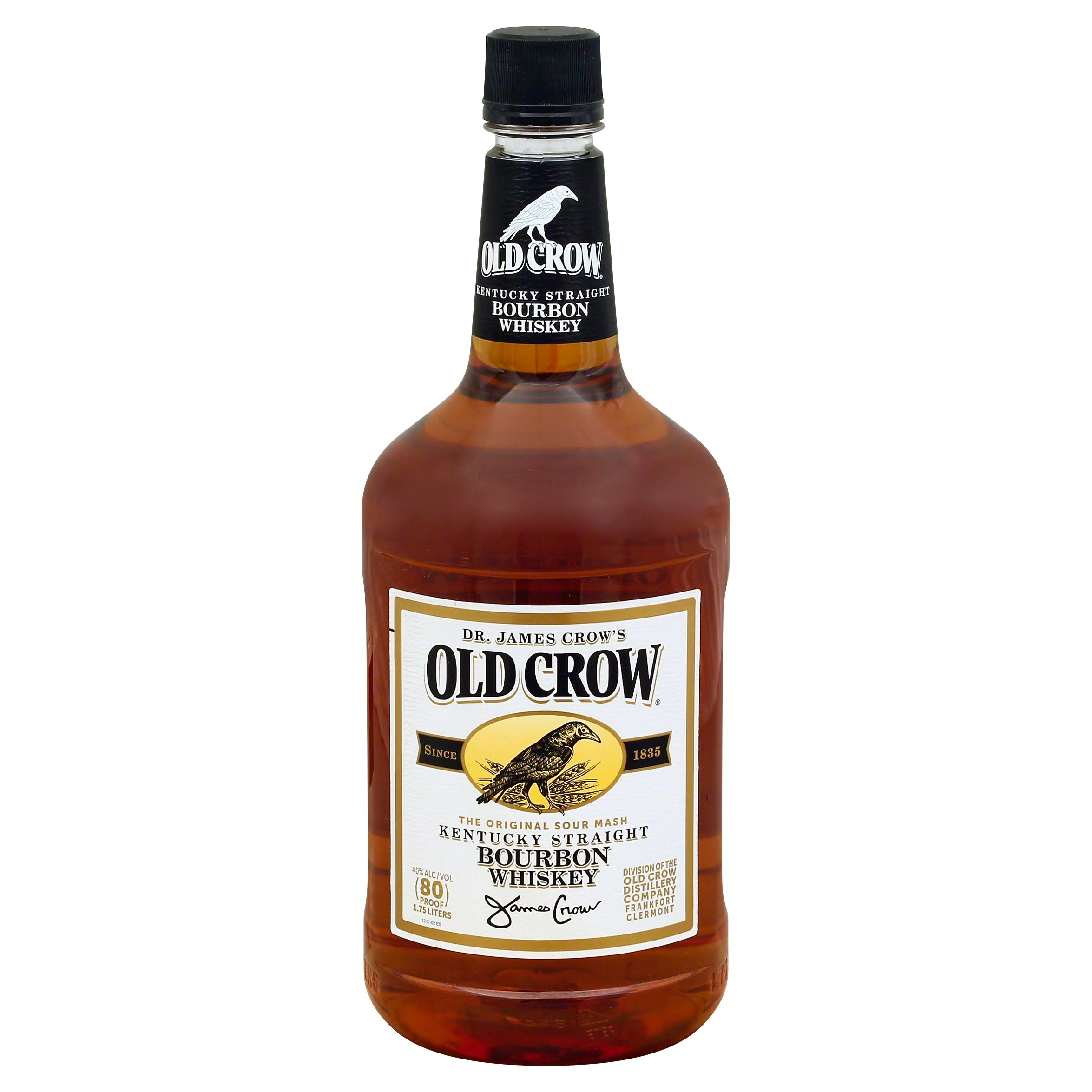 Old Crow Bourbon Whiskey - 1.75L
