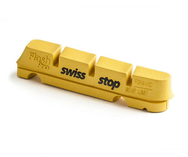 Swisstop Flashpro Brake Pads - Yellow