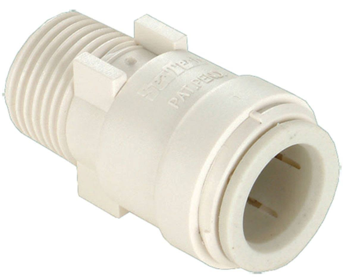 Watts P-610 Quick Connect Male Adapter