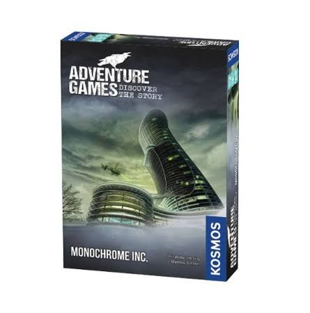 Adventure Games, Monochrome Inc