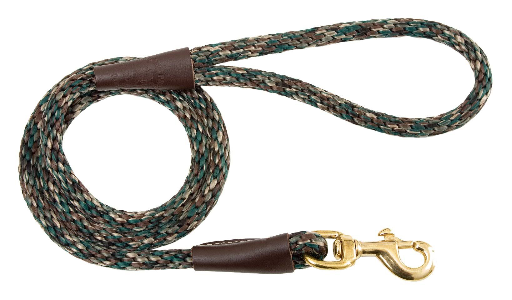 "Mendota Products Dog Snap Leash - Camo, 1/2"" x 6'"