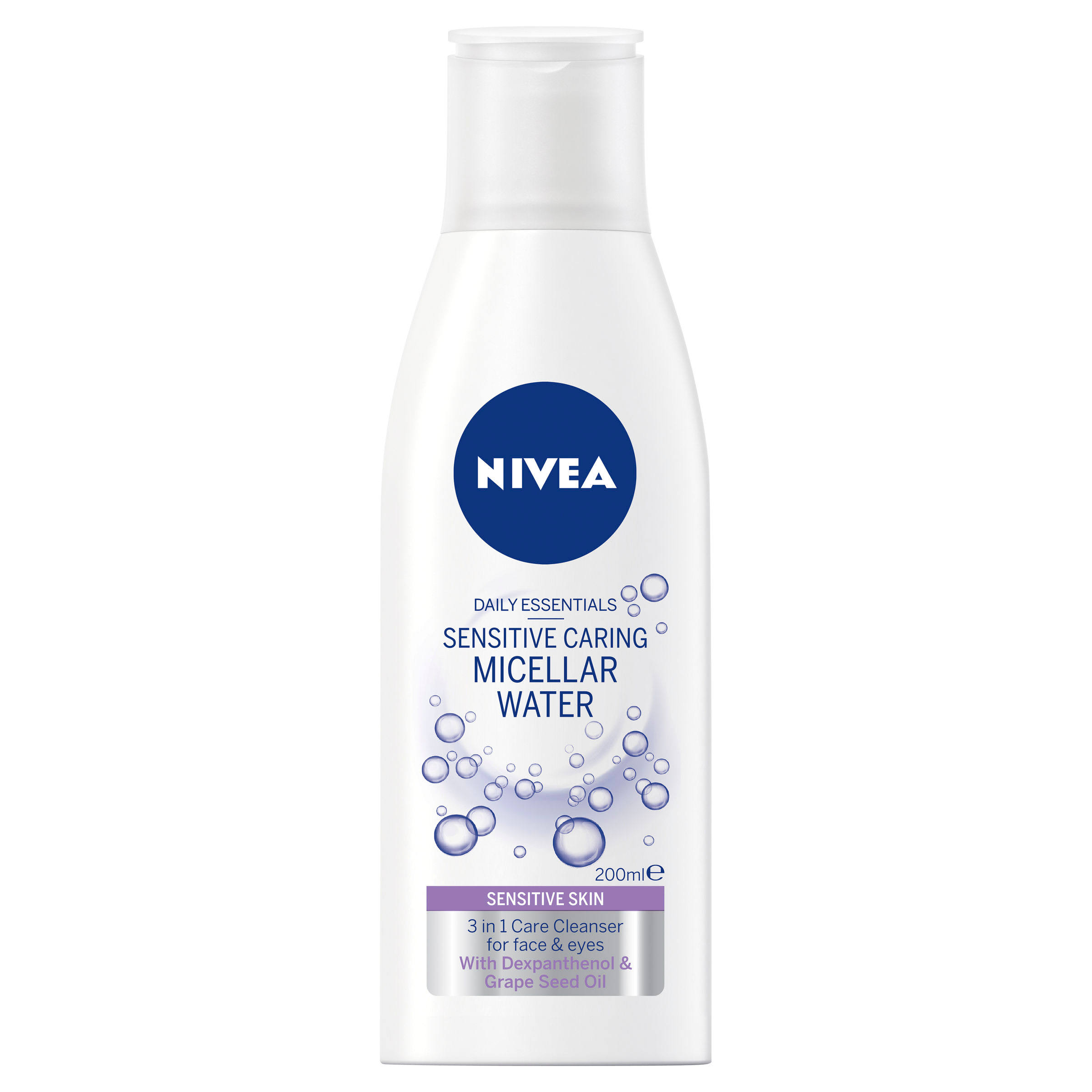 Nivea Daily Essentials Sensitive 3 in 1 Micellar Water 200ml