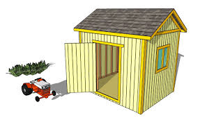 free lean to shed plans myoutdoorplans free woodworking plans
