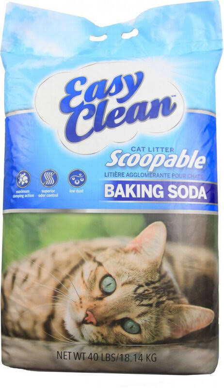 Pestell Pet Products Easyclean Clumping Cat Litter