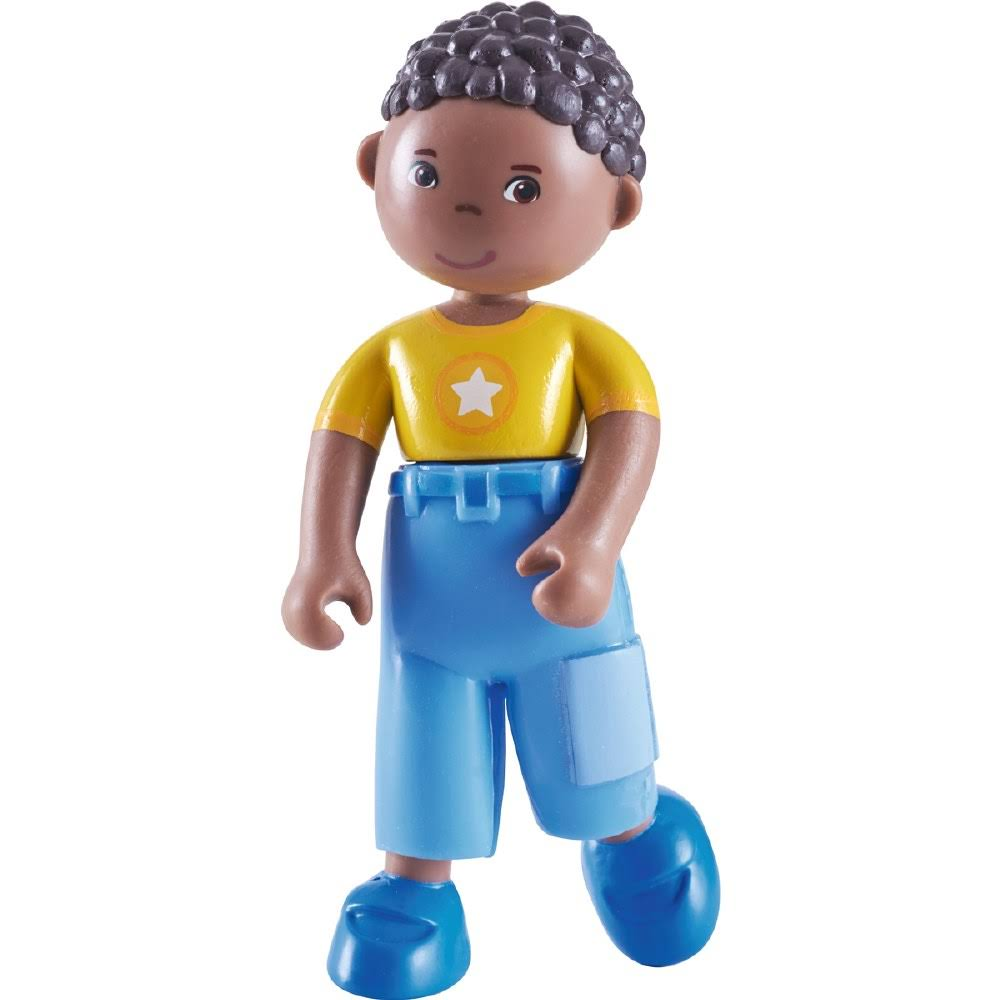 Haba Little Friends Bendy Doll ~ Erik