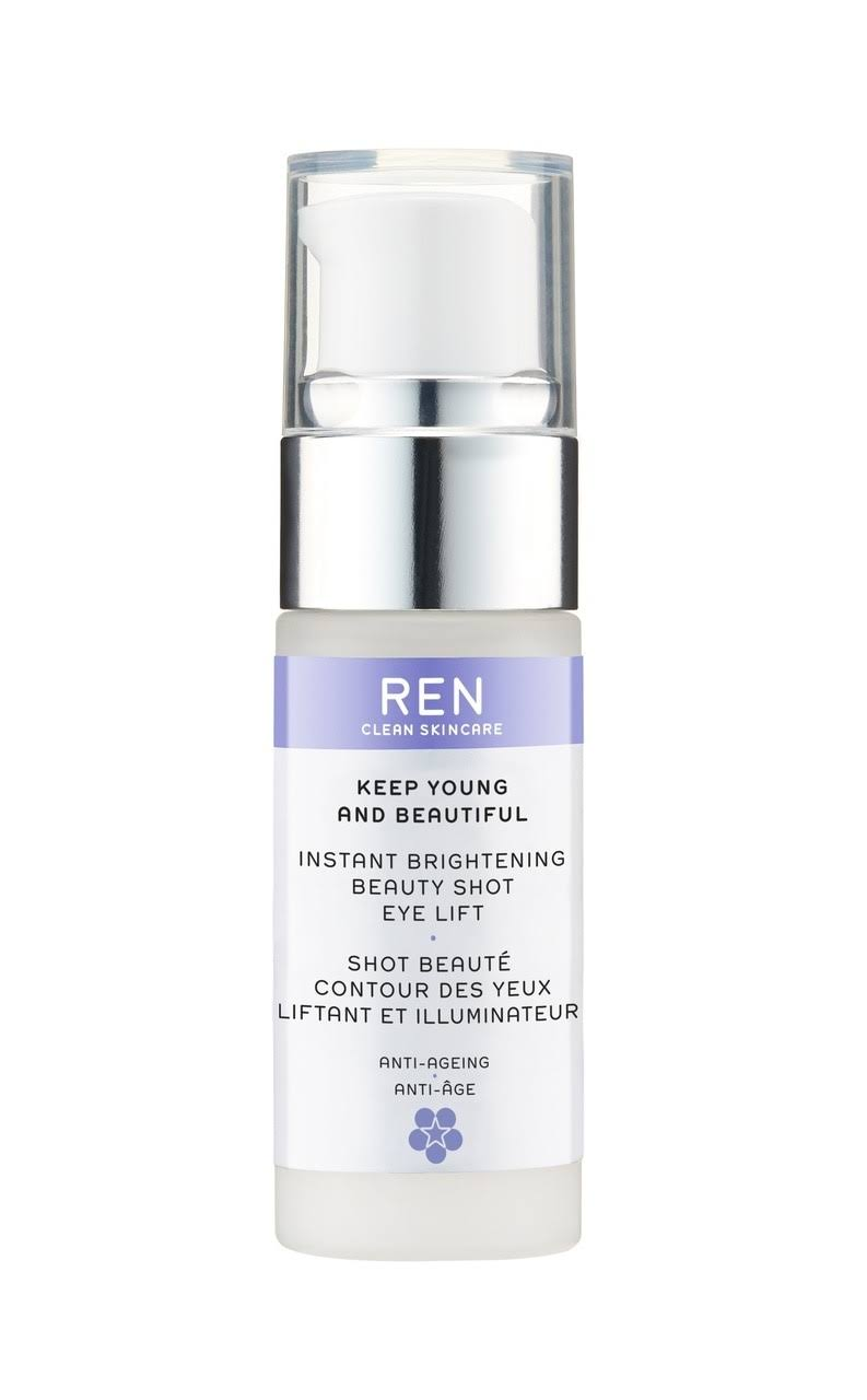 Ren - Keep Young and Beautiful Instant Brightening Beauty Shot Eye Lift 15ml
