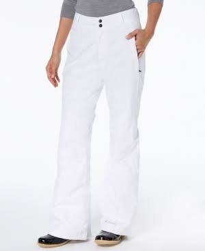 Columbia Women's Modern Mountain 2.0 Pants, White