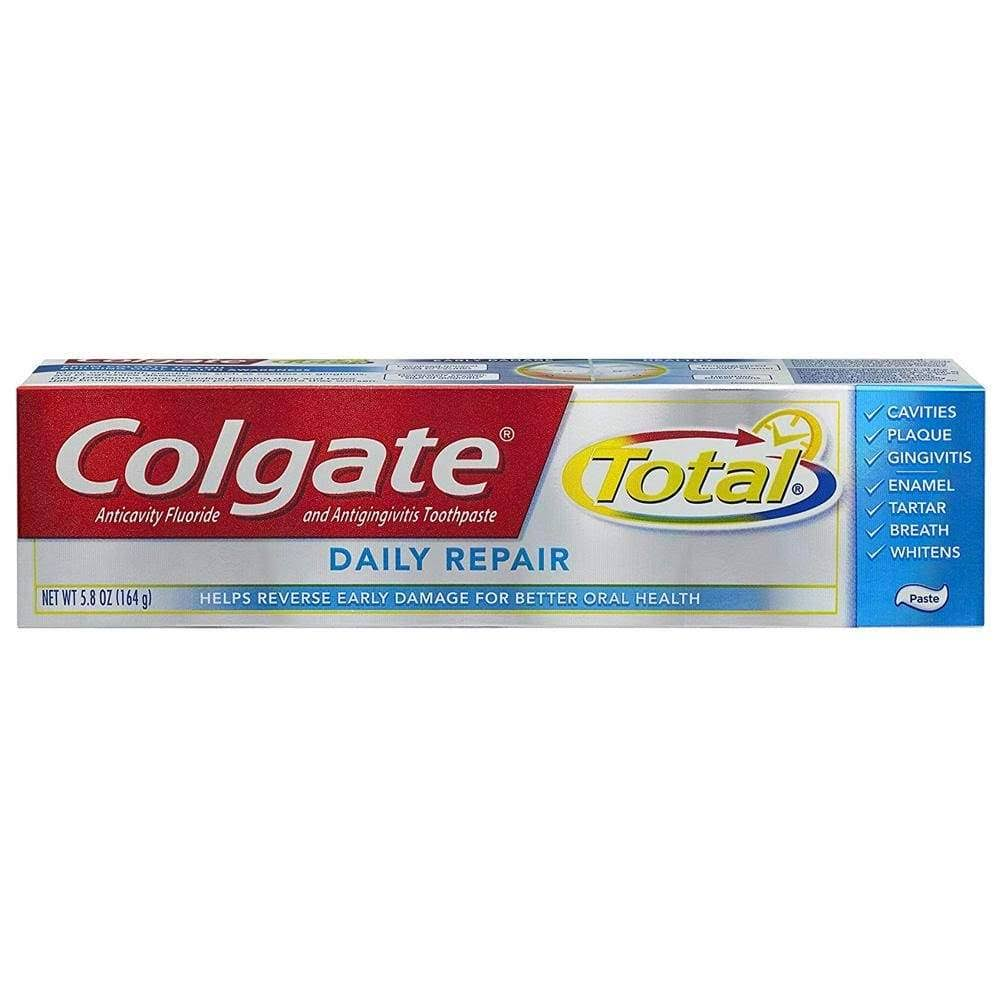 Colgate Total Daily Damage Repair Antigingivitis Toothpaste - 4oz