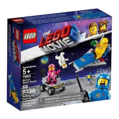 Lego Building Toy, The Lego Movie 2, Benny's Space Squad