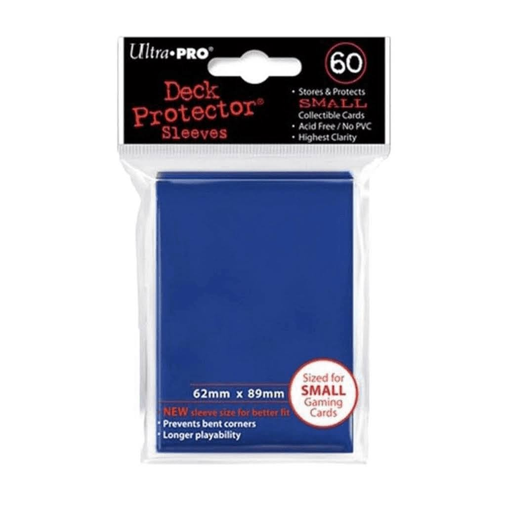 Ultra Pro Blue Deck Protector - Small, 60 Pieces