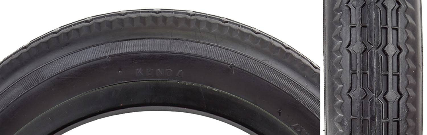 "Sunlite Bicycle Tire - Black, 12.5"" x 2.25"""