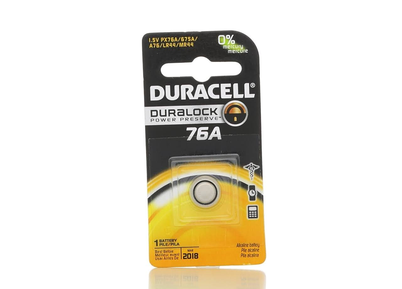 Duracell Medical Battery - 1.5V