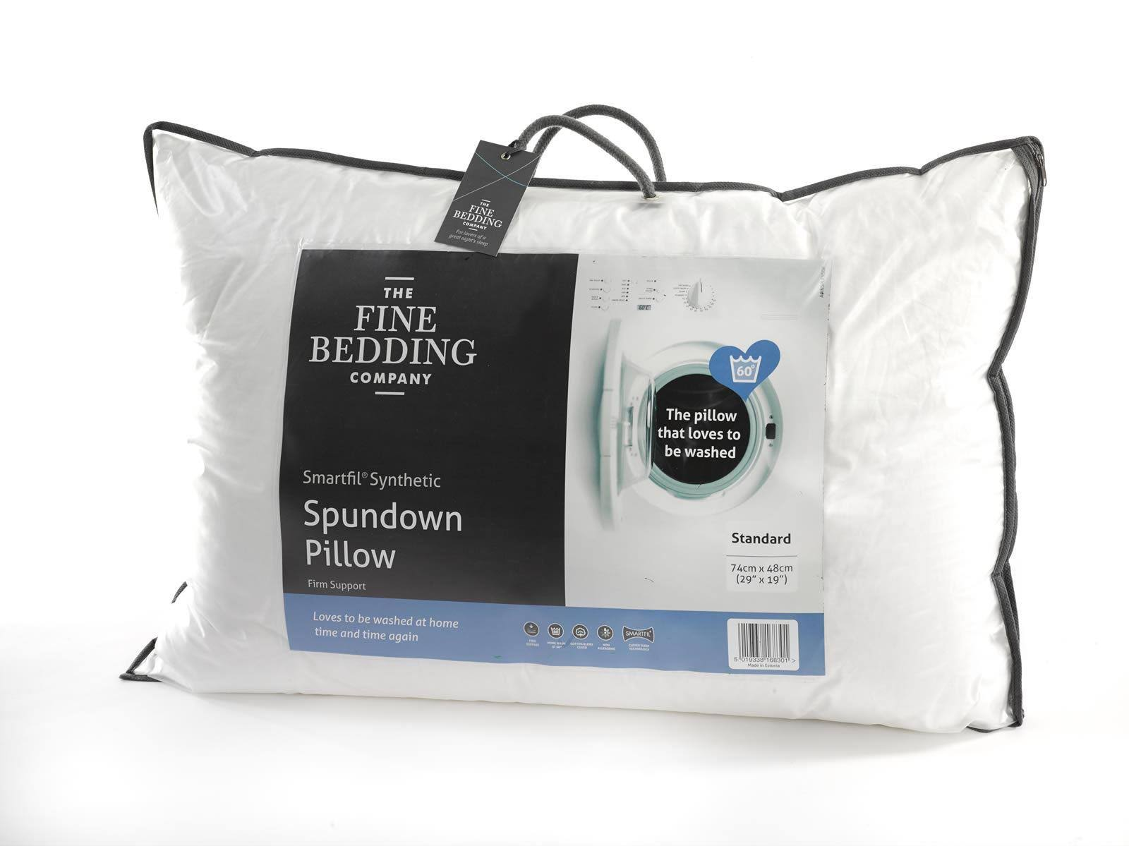 Spundown Pillow - Soft / Medium or Firm support