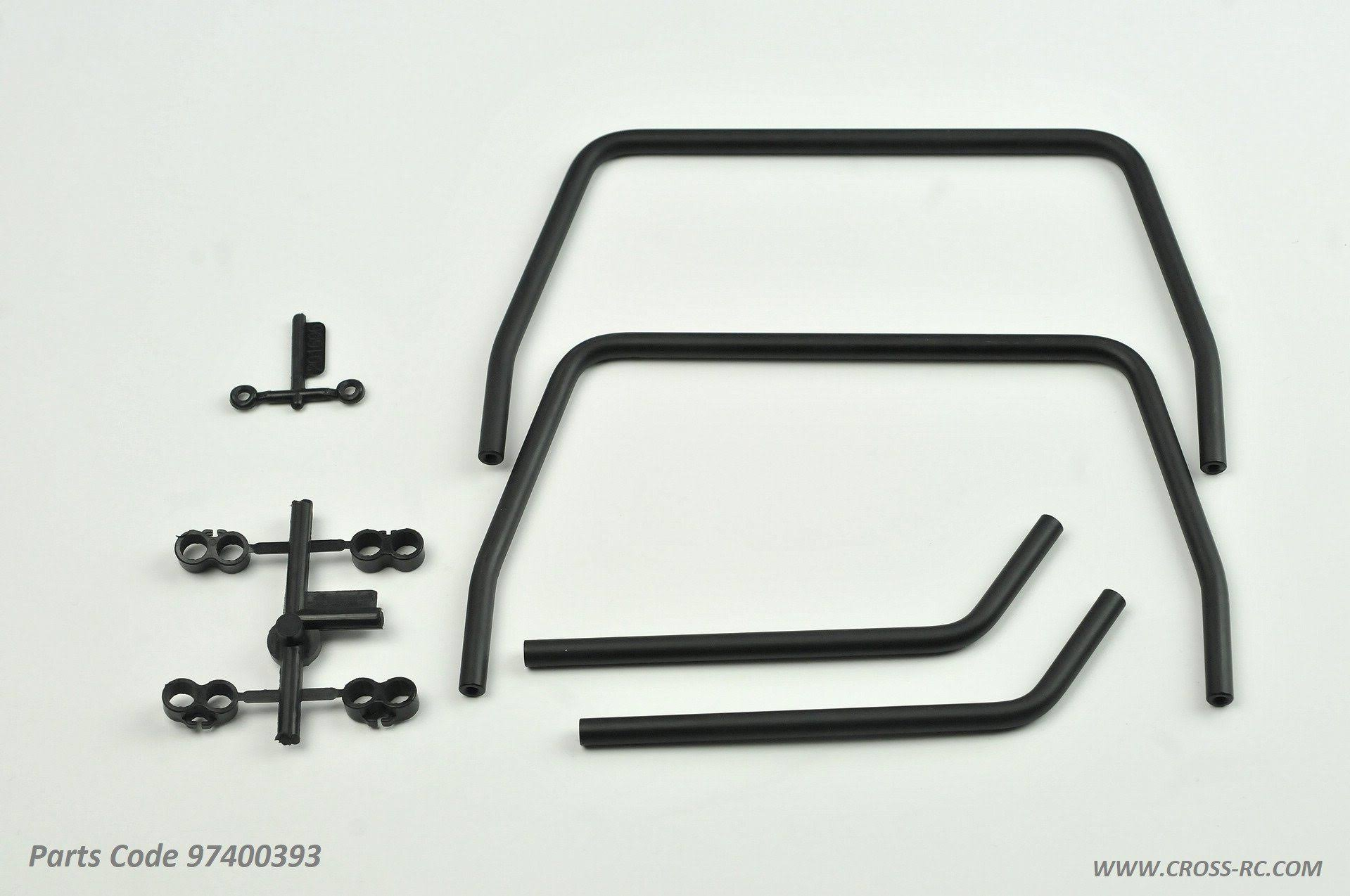 Cross RC CZR97400393 SG4 Metal Roll Bar Set