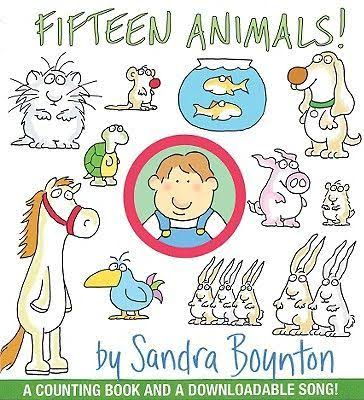Fifteen Animals! [Book]