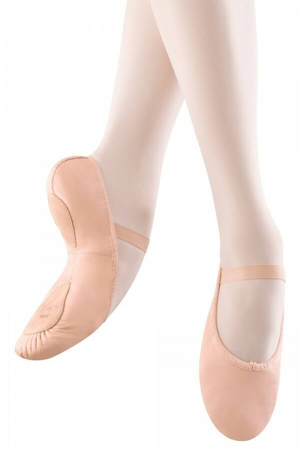 Bloch Dansoft Ballet Slippers - Pink, US5