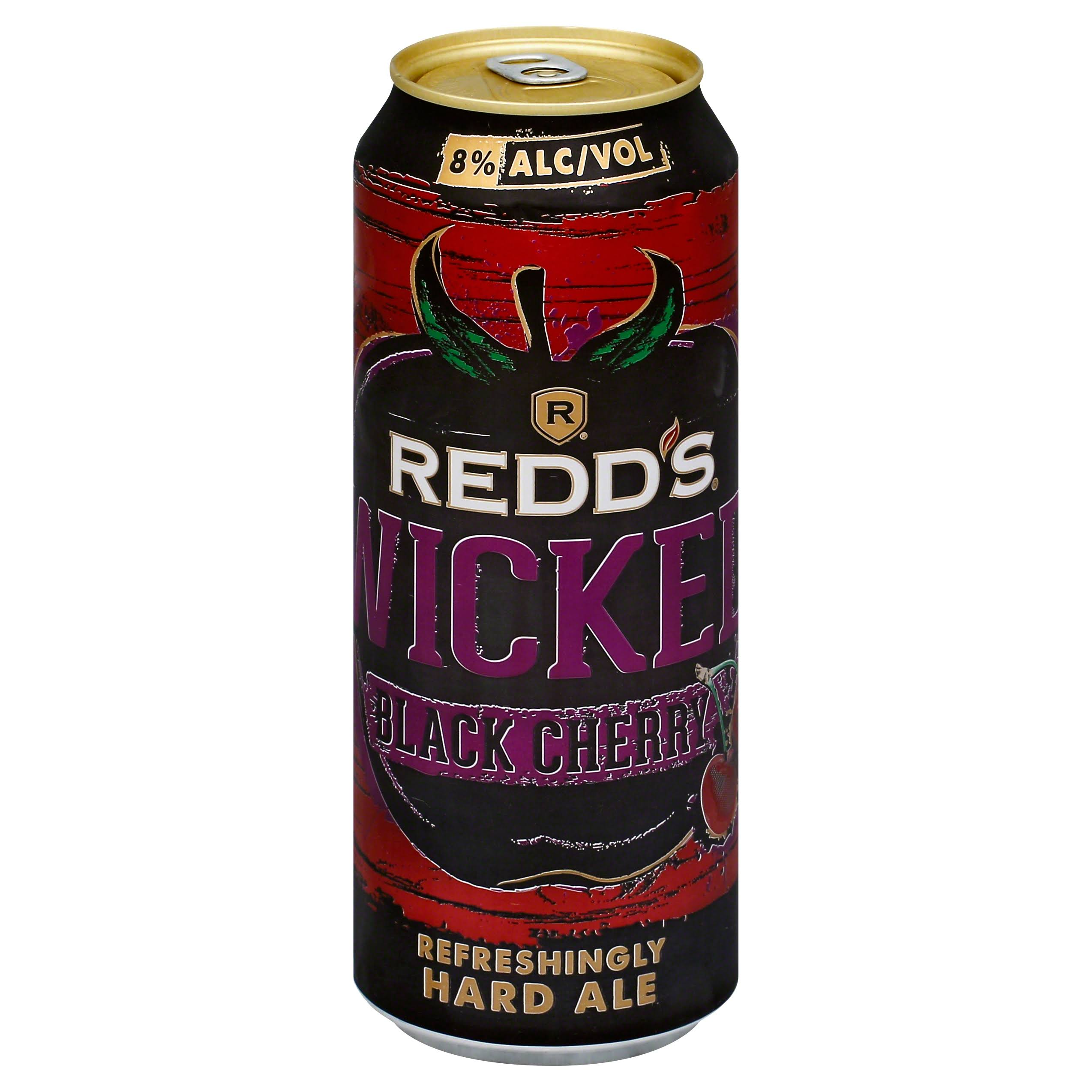 Redd's Wicked Hard Ale - Black Cherry