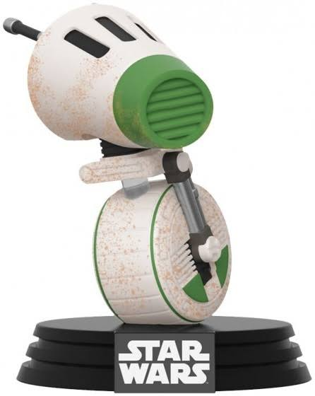 Funko Pop! Star Wars Episode 9 Rise Of Skywalker D-O Vinyl Figure - 10cm