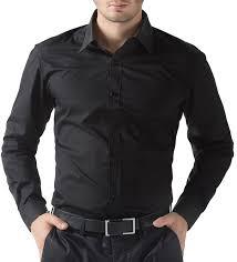 paul jones men u0027s business casual long sleeves dress shirts at