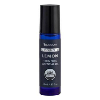SpaRoom Lemon 10 ml Organic Essential Oil Clear