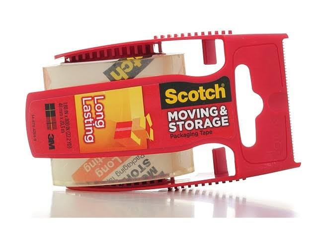 3M Scotch Moving & Storage Strapping Tape