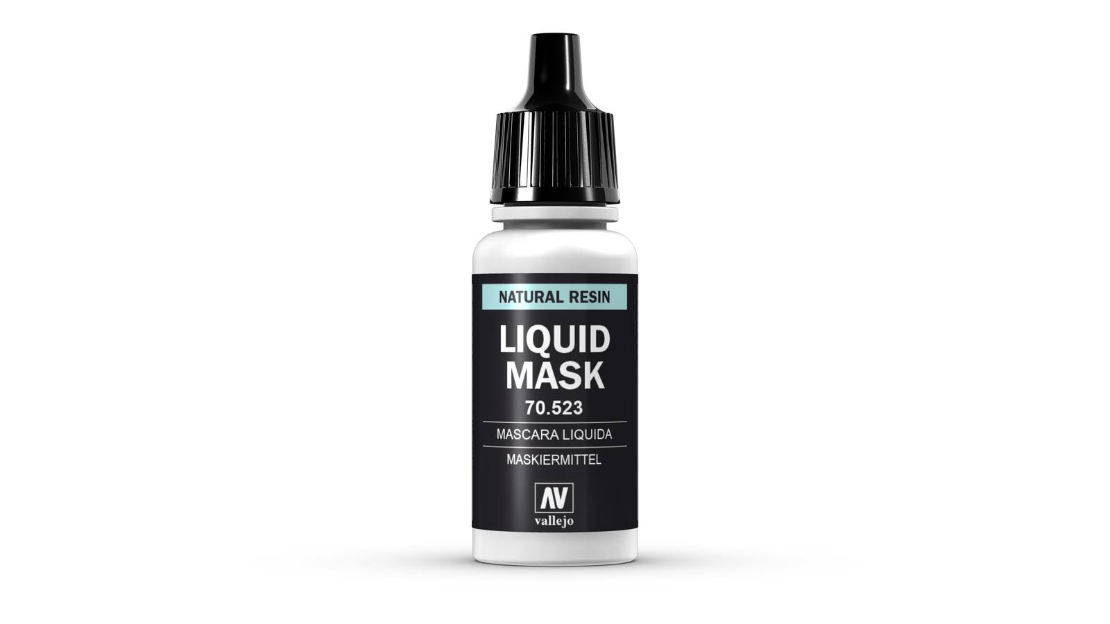 Vallejo Model Color Liquid Mask Paint - 17ml