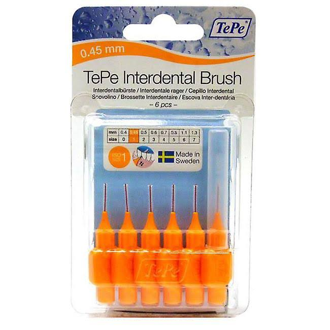 Tepe Interdental Brush - Size 1, x6