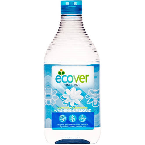 Ecover Washing Up Liquid - Camomile & Clementine, 950ml