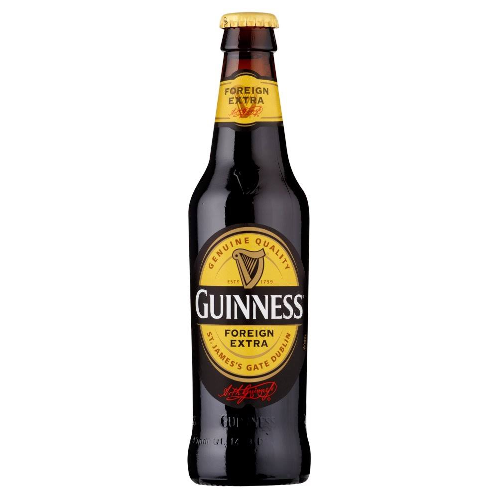 Guinness Foreign Extra Stout Beer - 330ml