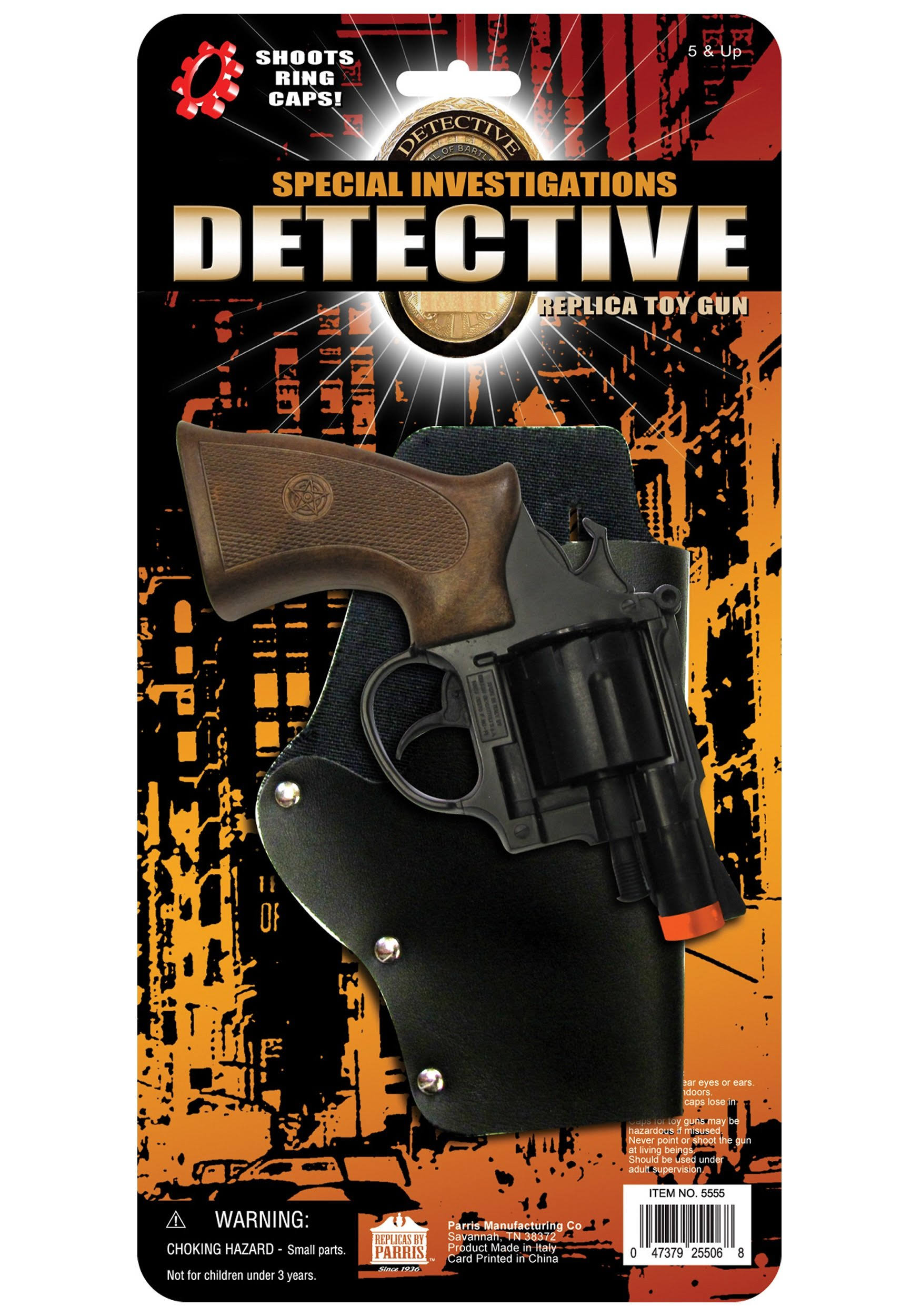Parris Special Investigations Detective Holster